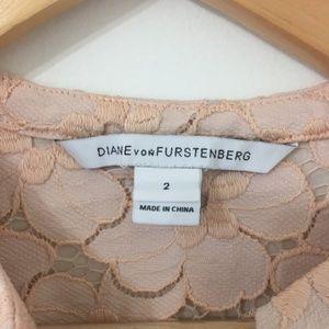Diane Von Furstenberg Dresses - Diane Von Furstenberg Warner Floral Lace Dress 2